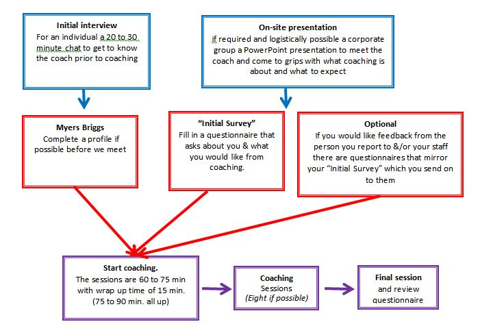 The coaching processes